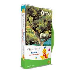 Fichas Baby Einstein 'Nature Discovery Cards' +12m