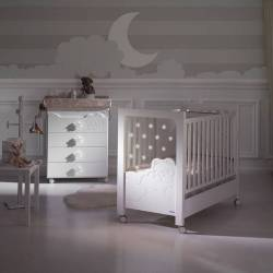Cuna Dolce Luce LEDS RELAX SYSTEM