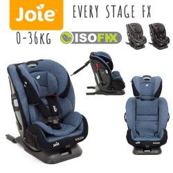 Silla auto 0+ 1 2 3 Joie Every Stages FX