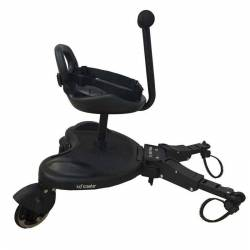 Patinete hermanito universal con asiento Kid's Scooter