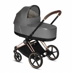 Cochecito paseo Cybex Priam 2020 Plus Manhattan grey