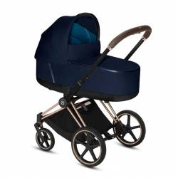 Cochecito paseo Cybex Priam 2020 Plus Midnight blue