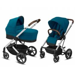 Cybex Balios S Lux River blue
