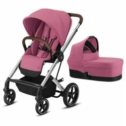 Cybex Balios S Lux Magnolia Pink