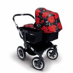 Andy Warhol Flores + Bugaboo Donkey