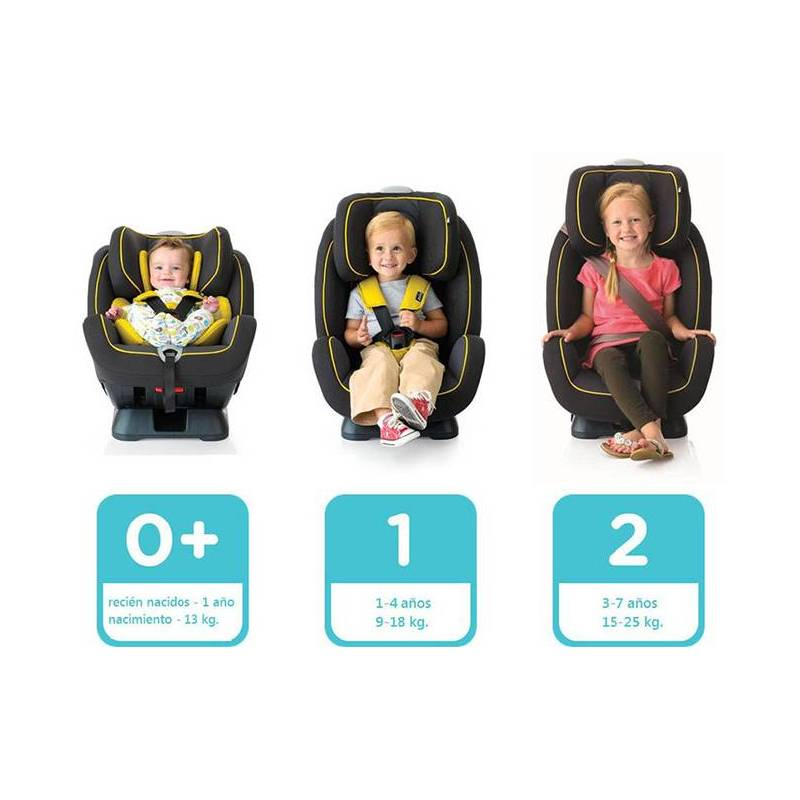 silla joie stages
